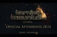 Visual FX Breakdown – Intro Burning Mountain 2014